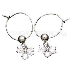 cz-hoop-dangle-earrings-flowers